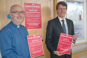 Honorary Good News Champion Robin Walker MP speaks about Cancer Care