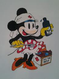 minnie nurse