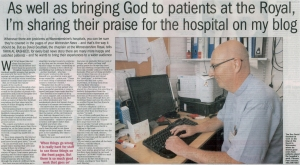 Good news blog in Worcester news