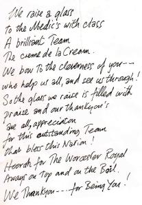 A Poem written for Lavendar Gynae