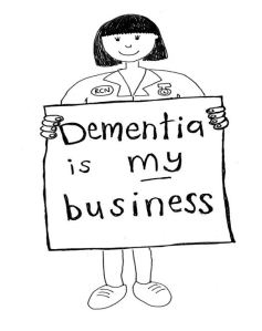 Lucy Frost Guest Blogs about #Dementia